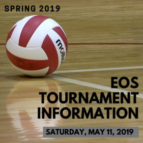 Spring 2019 EOS Tournament