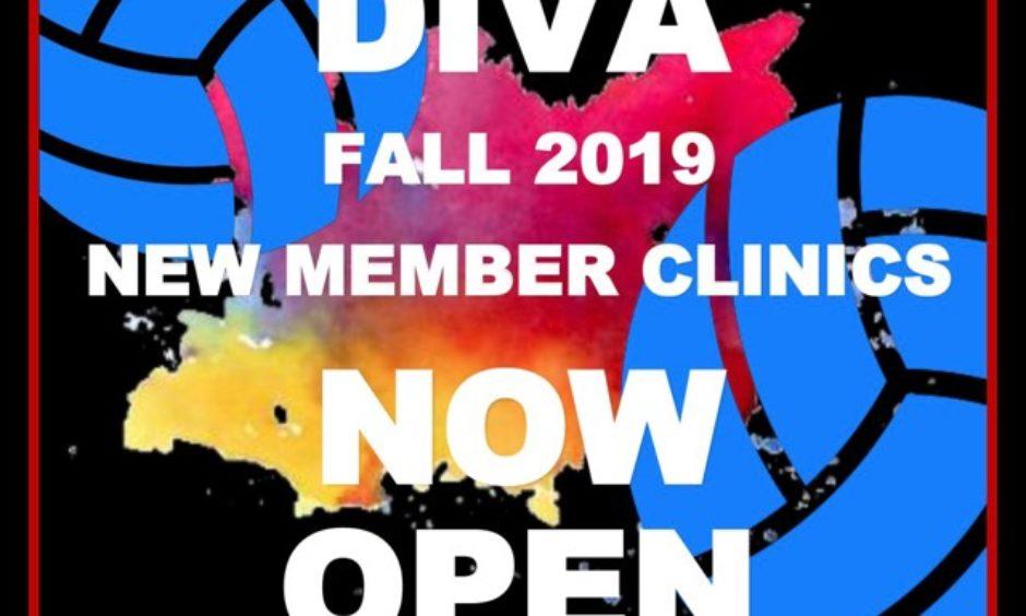 Fall 2019 – New Member Clinics