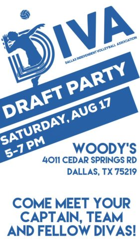Fall 2019 – Open Play, Draft & Draft Party